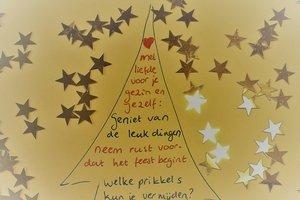 De uitdaging van de feestdagen: Fijne Kerstdagen en Gelukkig is het snel nieuw jaar?