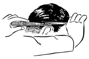 Autisme en overprikkeling bij de kapper