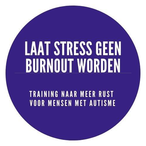 meer rust, minder stress