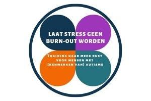 logo van de training over stresshantering bij autisme