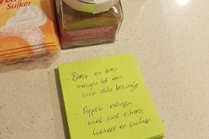Appelbeignets en 4 tips voor meer duidelijkheid in communicatie met je partner.